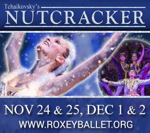Roxey Ballet's Nutcracker production is a joyous and magical way to begin the holiday season. This show provides the perfect introduction to ballet for children of all ages, with timeless classical music, beautiful costumes, special effects, and an accessible story.