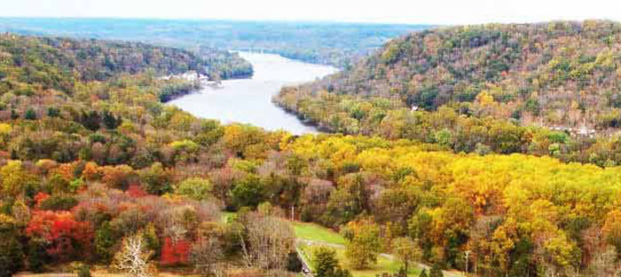 Fall is a wonderful time to enjoy shopping, dining, and the wonderful sights in Lansdale, Montgomery County PA